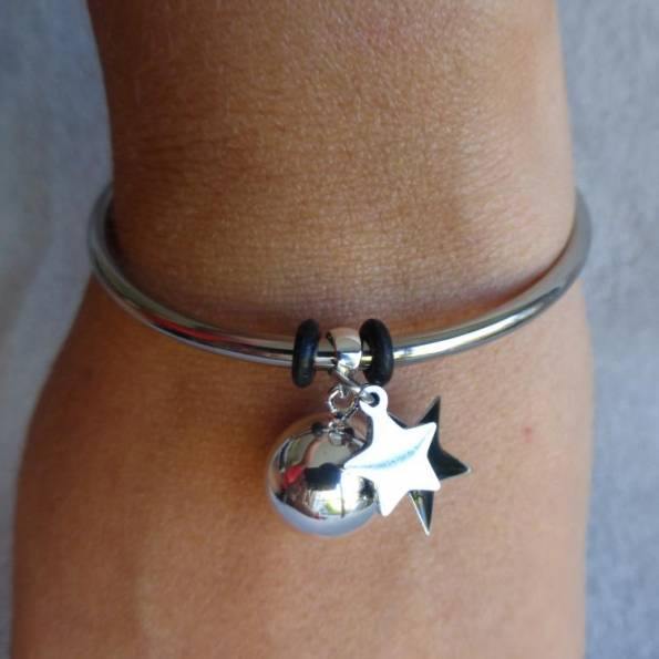 Bracelet Bola de Grossesse Poly