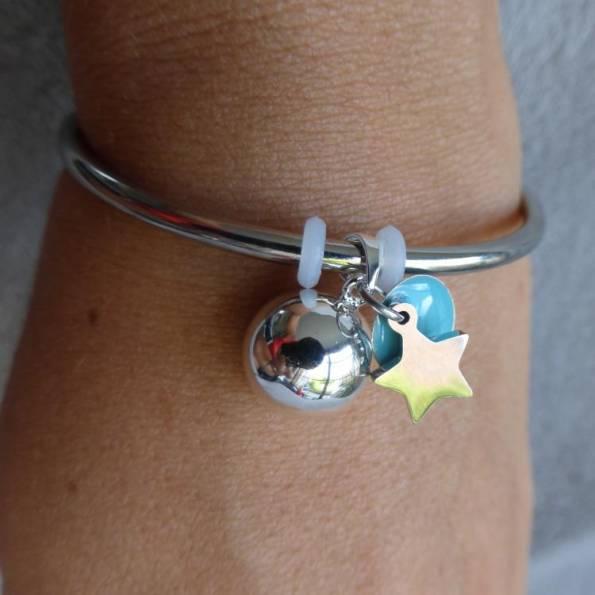 Bracelet Bola de Grossesse Dara