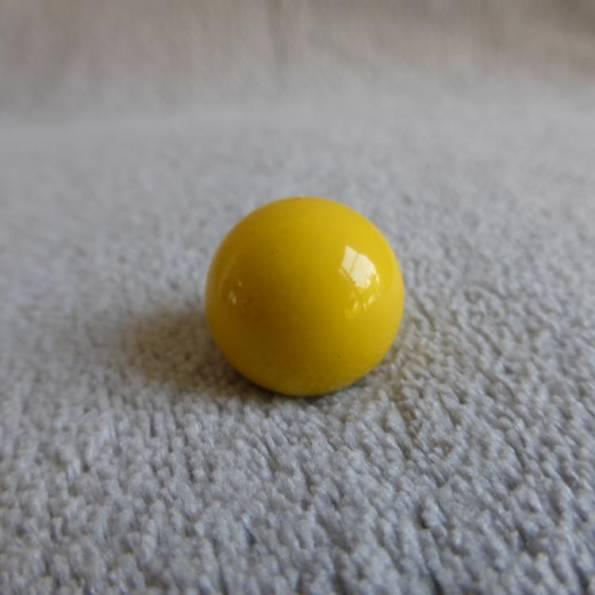 Bille jaune pâle, pour bola de grossesse
