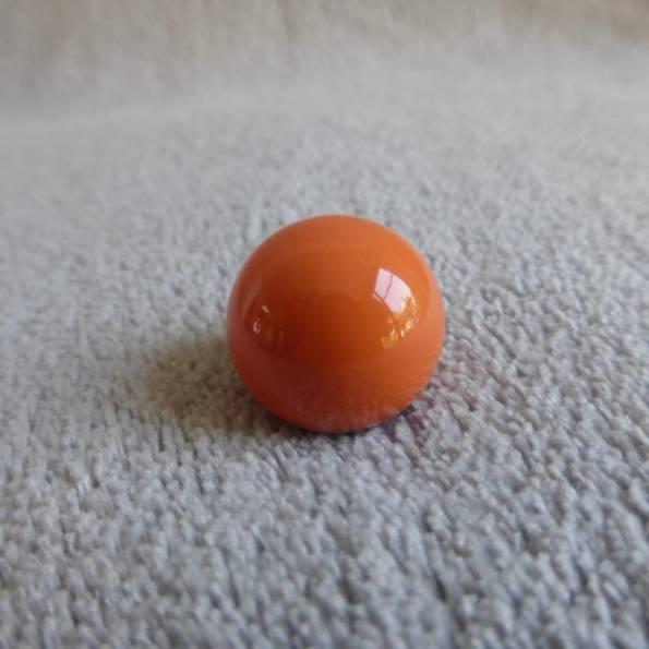 Bille orange, pour bola de grossesse