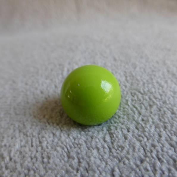 Bille vert clair, pour bola de grossesse