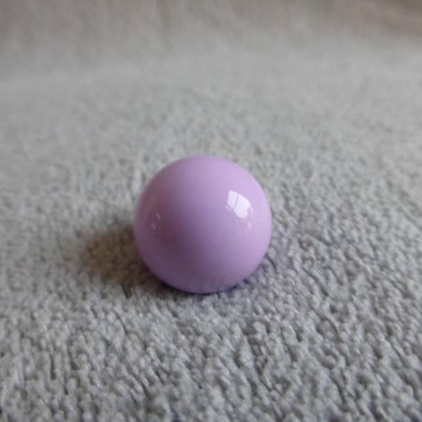 Bille mauve, pour bola de grossesse