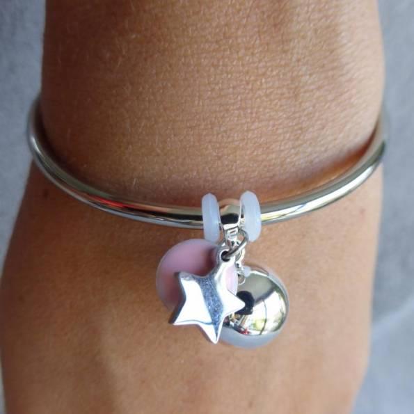 Bracelet Bola de Grossesse Punlok