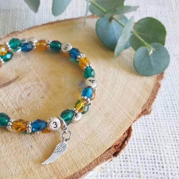 Bracelet d'allaitement Arjuna