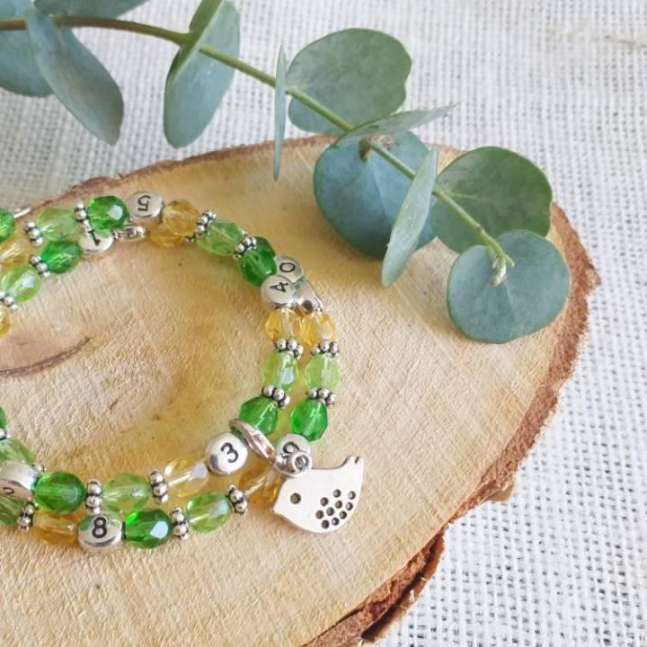 Bracelet d'allaitement Chanthy