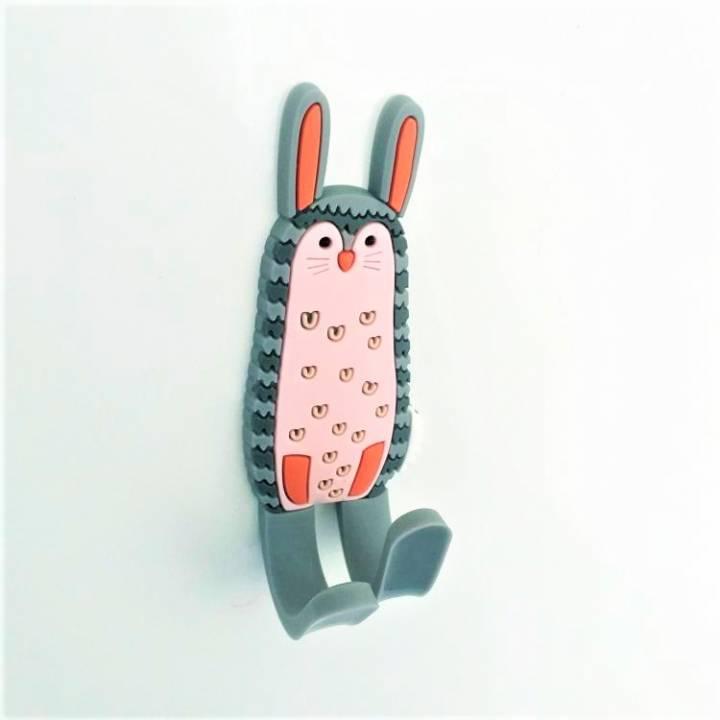 Crochet Magnétique Lapin pour Frigidaire