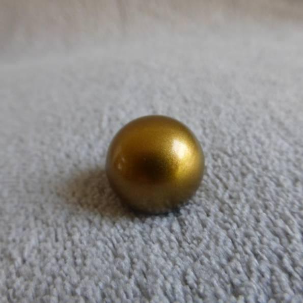 Bille bronze, pour bola de grossesse