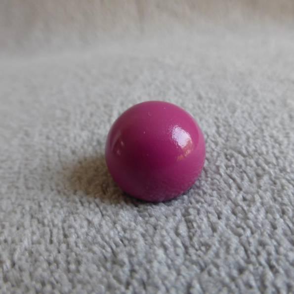 Bille rose framboise, pour bola de grossesse