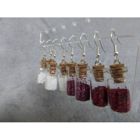 Offert pour l'achat de 2 paires de Boucles d'Oreilles - ref FP021