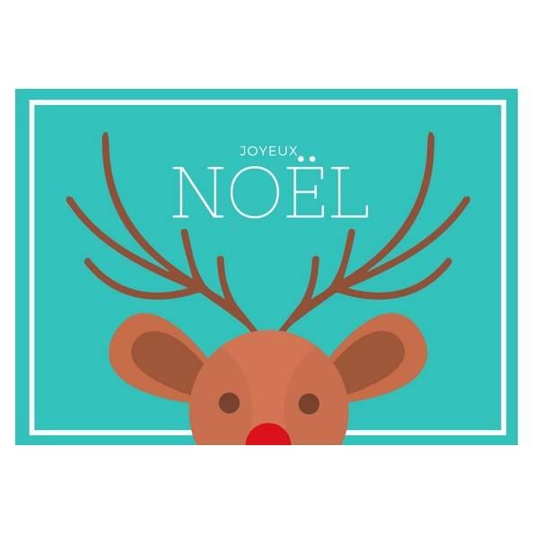 Carte de Voeux - Joyeux Noël !
